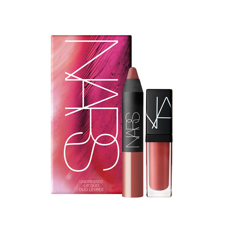 Undressed Lip Duo, NARS Format voyage