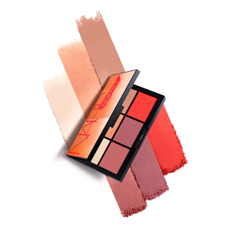Palette joues NARSissist Unfiltered I, NARS Palettes joues