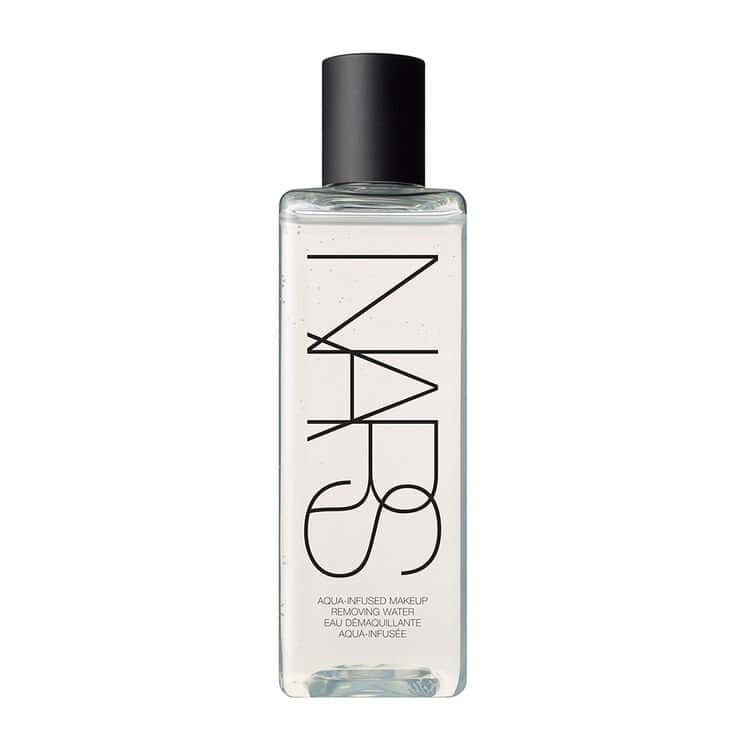 Aqua-Infused Makeup Removing Water, NARS Démaquillants