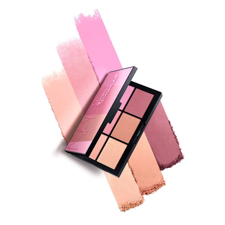Palette joues NARSissist Unfiltered II, NARS