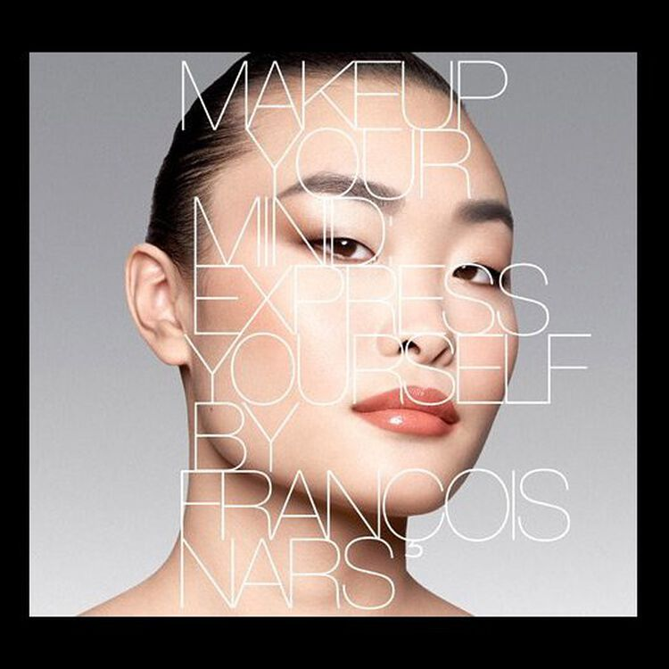 Makeup Your Mind: Express Yourself, NARS Livres