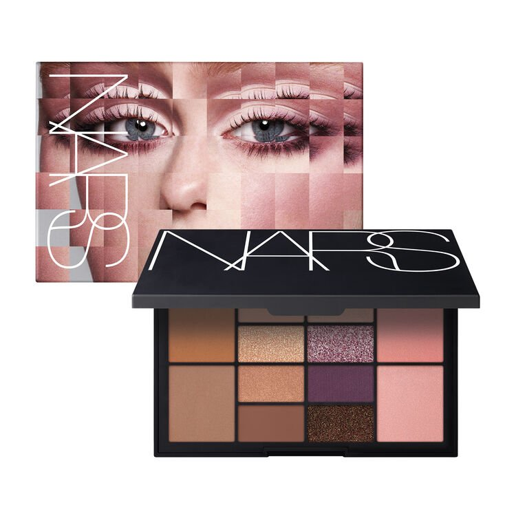 Makeup Your Mind Eye and Cheek Palette, NARS Oogpalettes