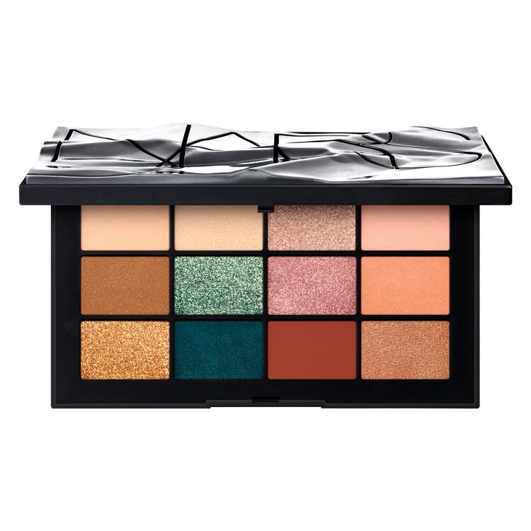 Cool Crush Eyeshadow Palette, NARS Oogpalettes