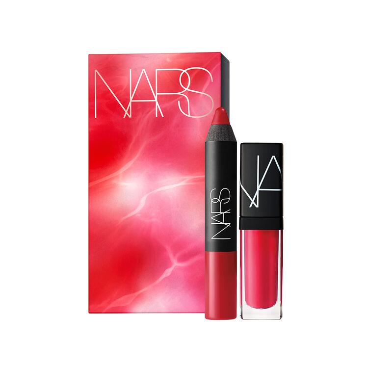 Duo lèvres Explicit Color, NARS Rouge