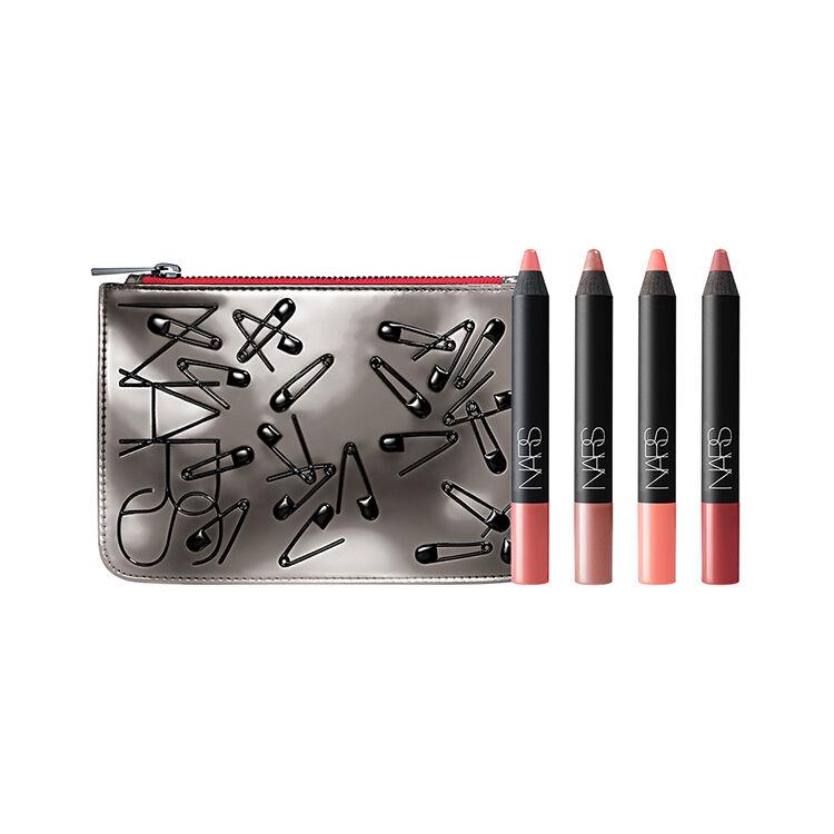 Set de crayons pour les lèvres Velvet Matte Ransom,