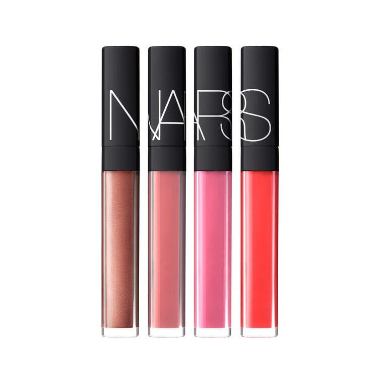 Coffret gloss Hot Tropic, NARS Palettes lèvres