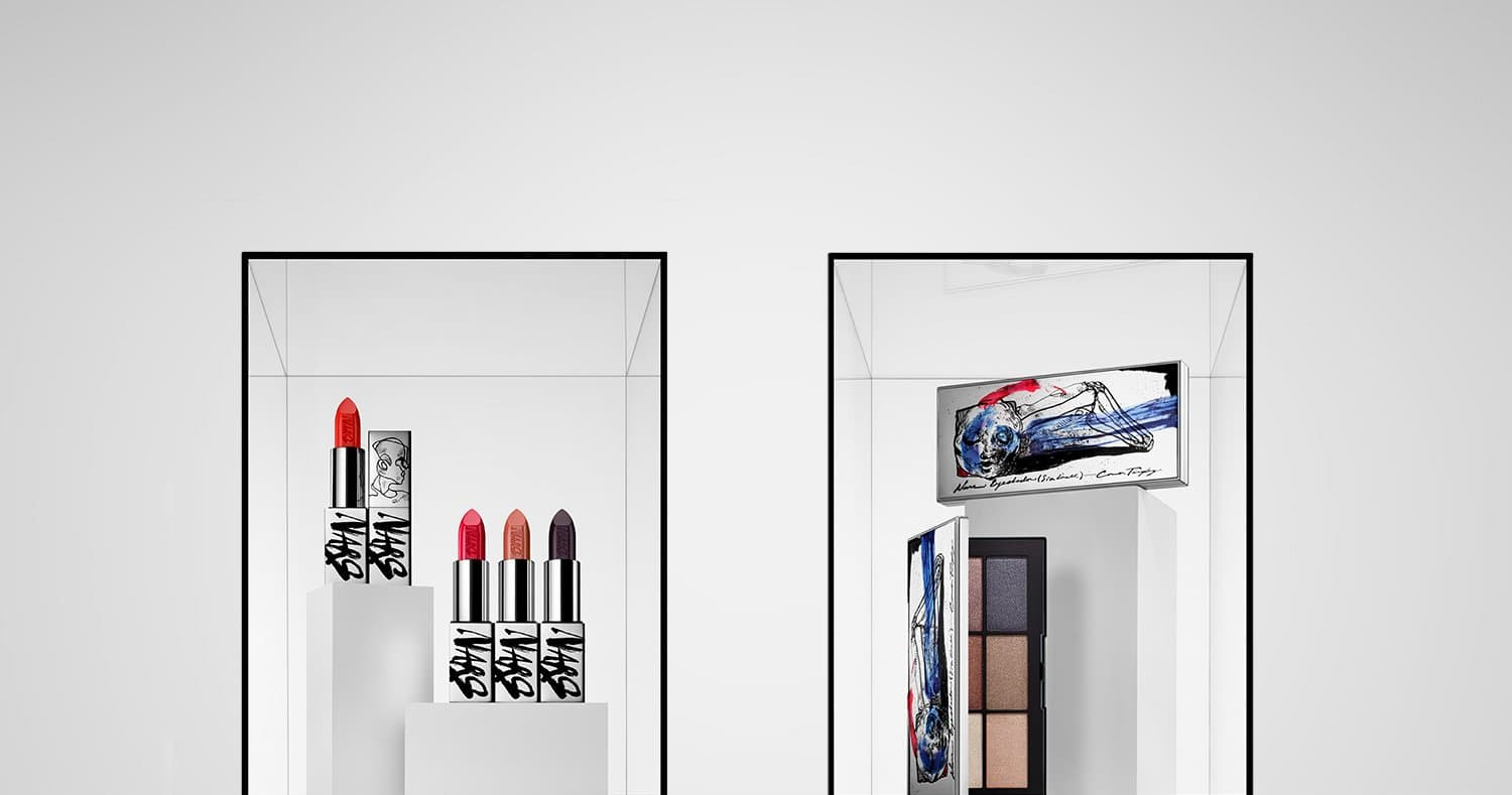 NARS Connor Tingley Collection